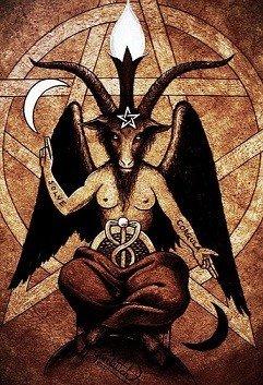 Baphomet, Symbol of Satan